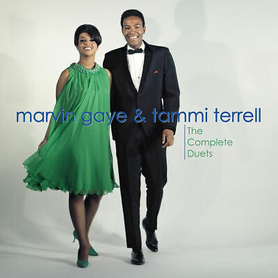MARVIN GAYE AND & TAMMI TERRELL: THE COMPLETE DUETS 2x CD TAMLA MOTOWN / NEW