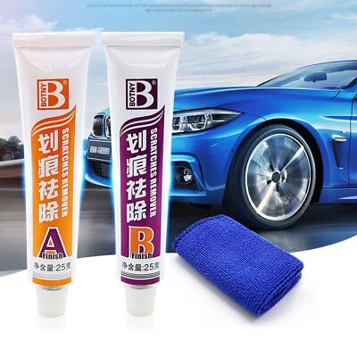 Auto Car Deep Scratches Removal Repair Clear Coat Paint Mend Scratch Remover