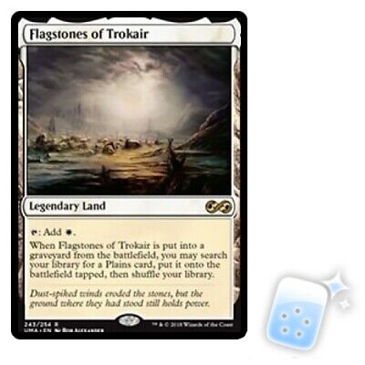 FLAGSTONES OF TROKAIR Ultimate Masters Magic MTG MINT CARD