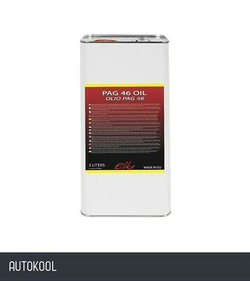 R134A Pag 46 Car Air Conditioning Refrigeration Refrigerant Universal Oil Gallon