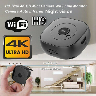 1080P Mini Wifi Micro Smart Security DV Monitor Camera Cam Night Vision Movement