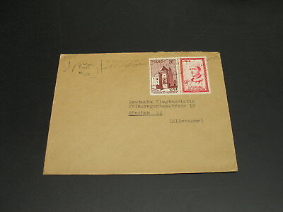 Morocco 1960 cover to Germany *2786