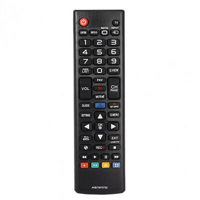 AKB73975702 Replacement Remote Control for LG TV 24LF4820 43UF6430 55UF6800 JR