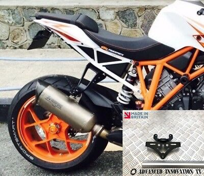 * KTM 1290 Super Duke R Tail Tidy, Fender Eliminator 2014 2015 2016 Superduke *