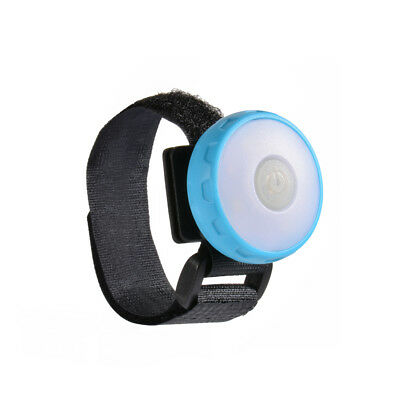 Magic LED Sports Wrist Bands Light Bracelet Glowing For Running Cycling TH1030