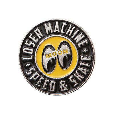 Loser Machine Mooneyes Pin
