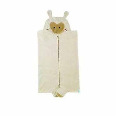 One Size Fits All Barnyard Friends Lamb Hooded Dog Towel - Dog Hooded Lamb Towel