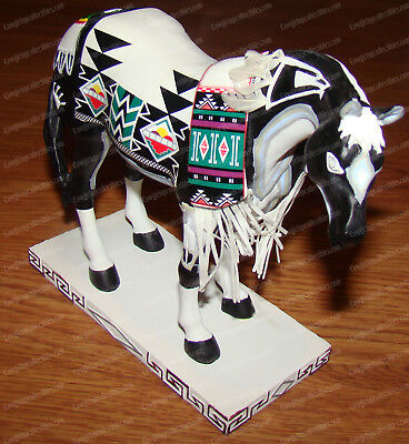 TEWA HORSE (Trail of Painted Ponies by Westland, 1546) 8E / 2,298