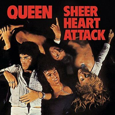 Queen ~ Sheer Heart Attack (2011 Remastered) ~ NEW CD (sealed)   killer Queen