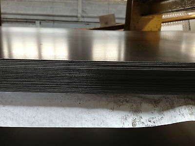 "2 Pack .059/"" x 6/"" x 6/"" 16 ga Cold Rolled Steel Sheet A1008 CR16-6x6"