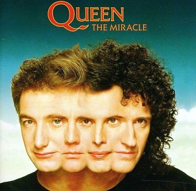 Queen ~ The Miracle (Remastered 2011) ~ NEW CD (sealed)