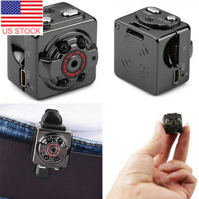 Mini Hidden Spy Wireless HD 1080P WiFi Digital Video Motion Activated Camera New