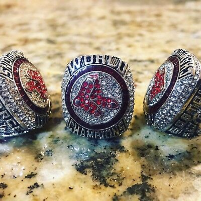 2018 Boston red sox world Series Champions Ring