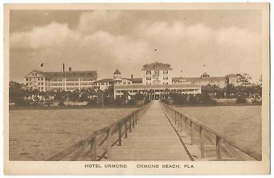 Ormond Beach Florida Fla Fl Volusia County Hotel C 1915