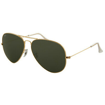1579dd3a41 Ray Ban RB3026 Large Aviator II Sunglasses - L2846 Arista Gold (G-15XLT Lens
