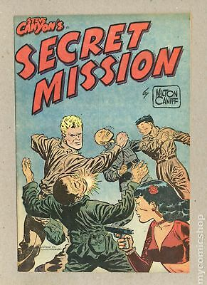 Steve Canyon's Secret Mission Giveaway #0 1951 VF- 7.5