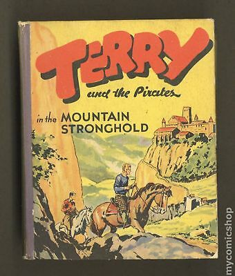 Terry and the Pirates in the Mountain Stronghold (Whitman BLB) #1499 FN- 5.5