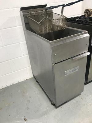 Imperial Gas Fryer- 3 Month Warranty, Delivery and Install Available
