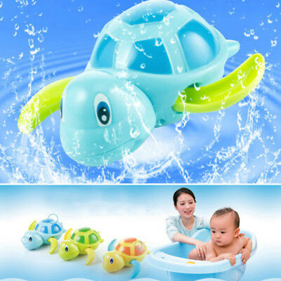 Swimming Animal Turtle Pool Baby Kids Toddler Bath Floating Toys Cute Gift Toy
