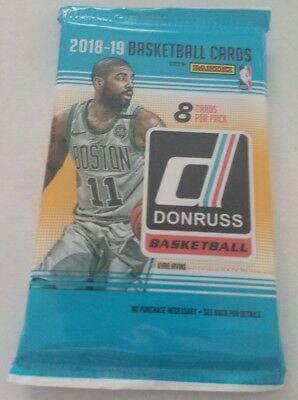 2018-19 Panini DONRUSS NBA Basketball Autograph Auto HOT PACK Young? Doncic?