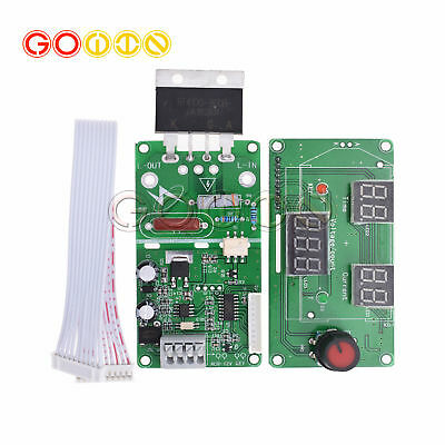 Spot Welders Control Board 100A/40A Digital Display time and current controller