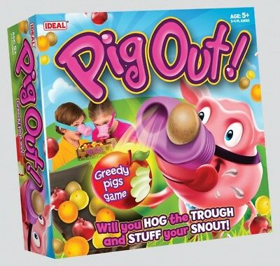 John Adams - Pig Out - The Greedy Pigs Board Game