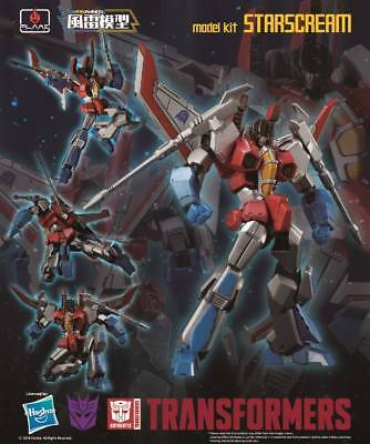 FLAME TOYS MODEL KIT SERIES TRANSFORMERS STARSCREAM 16cm NUOVO
