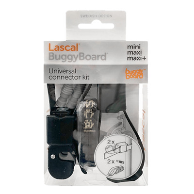 LASCAL  BUGGYBOARD Connector Kit MAXI Board - BRAND NEW with FREE POSTAGE