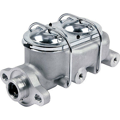 Allstar Performance ALL41061 Corvette Style Master Cylinder Aluminum 1 Bore 3/8