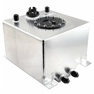 Speedmaster PCE130.1014 Polished Aluminum Fuel Cell with Sender Capacity: 5 Gall