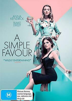 A Simple Favour - DVD Region 4 Free Shipping!