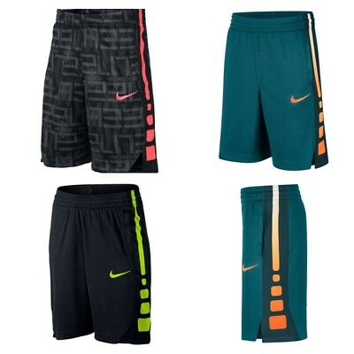 NEW Nike Boy's Dri Fit Elite Basketball Shorts - Pick Style and Size - MSRP $32