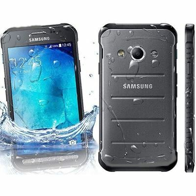 Samsung Galaxy Xcover 3 Rugged Smartphone - Grey Unlocked IP67 Rated Grade A