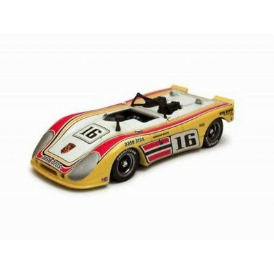 Best Model Bt9270 Porsche Flunder N.16 Dnf Watkins Glen 1974 D. Aase 1:43 Model