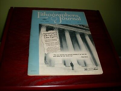 July 1948 Lithographers Journal
