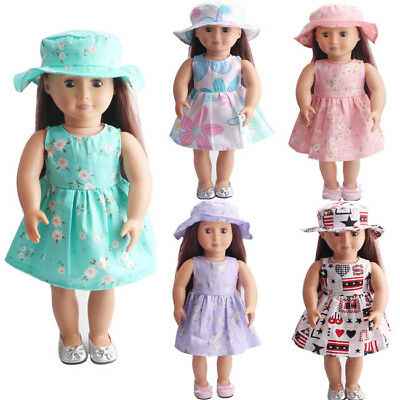 Doll Clothes Dress for 18inch US Girl Our Generation My Life Doll US Stock