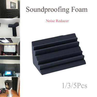 Studio Soundproofing Foam Acoustic Bass Trap Sponge Sound Absorbing Material