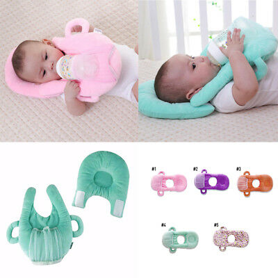 Breast Feeding Maternity Nursing Pillow Baby Infant Support Deluxe Breastfeeding