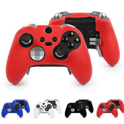 GAME CONTROLLER SILICONE GEL CASE COVER SKIN FOR Microsoft Xbox One Elite Newly