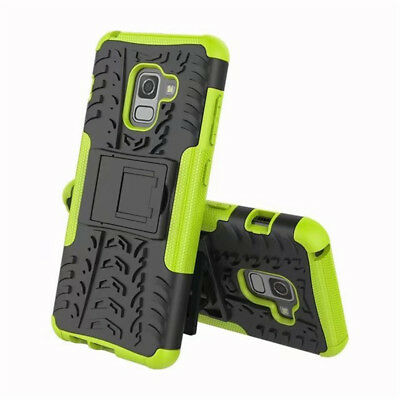 Men's Shockproof Tough Hard Case Cover For Samsung Galaxy Phone