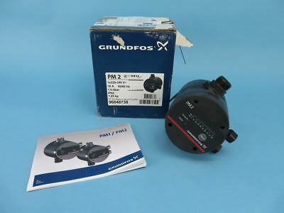 Grundfos PM2 96848738 Pump Controller AD 1x230V 50/60Hz Gas IT Boiler Plumbing
