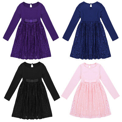 Mädchen Kleid 128 H&m Girls' Clothing (sizes 4 & Up)