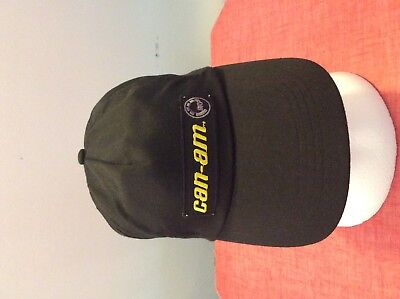 Ca-A009 // Casquette Can Am 1 / Neuf / Taille Unique Adulte