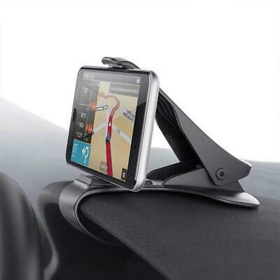 Universal Car Phone Holder Adjustable Dashboard Mount Clip Mobile Smart Phone...