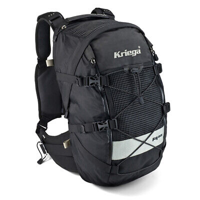 Kriega R35 Backpack Motorcycle Touring Back Pack 35L - Free Shipping