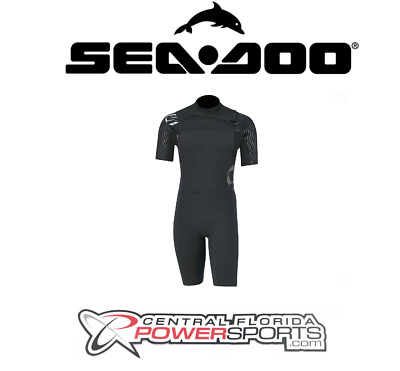 NEW Sea-Doo Element Escape Wetsuit Size Small RXP RXT GTI GTR GTS TRIXX SPARK