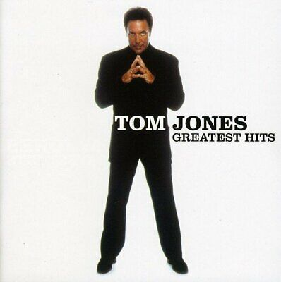 Tom Jones: Greatest Hits Cd The Very Best Of / New
