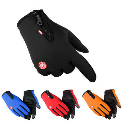 Men Women Outdoor Winter Ski Touch Warm Gloves Motorcycle Driving for iPhone