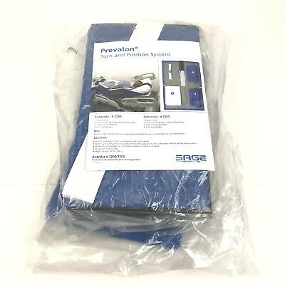Sage Products Prevalon Bed Turn and Position TAP System Standard Size 7200