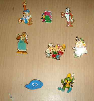8 Pin's Pins Frosties De Kellogg's Smacks Coco Pops Liel Pops  Rice Krispies